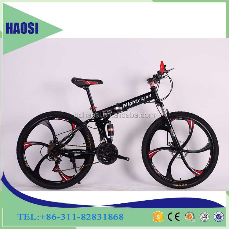 2017 china best price green mountain bike with high quality