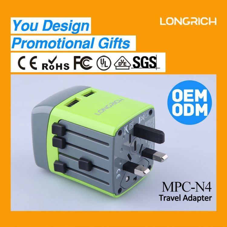 high quality innovative corporate gift,promotional travel agency usb gift