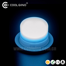 Battery operated led lighting Rechargable Lithium Battery bulb light / Rechargeable Wireless Led Up lights