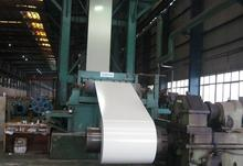 Plastic porcelain coated steel with low price