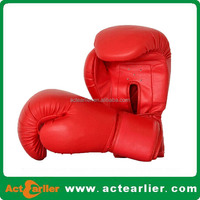 custom printed promotional PU leather personalized mini boxing gloves