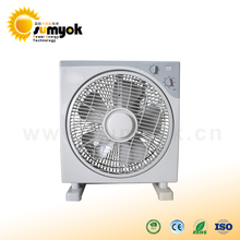 12 inch home use solar powered electric fan