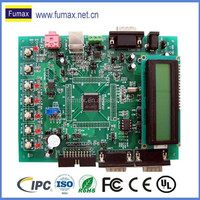 Professional high density PCB, one stop pcba manufacturing, turnkey PCB assembly service