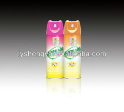 aerosol insecticide manufacture in China