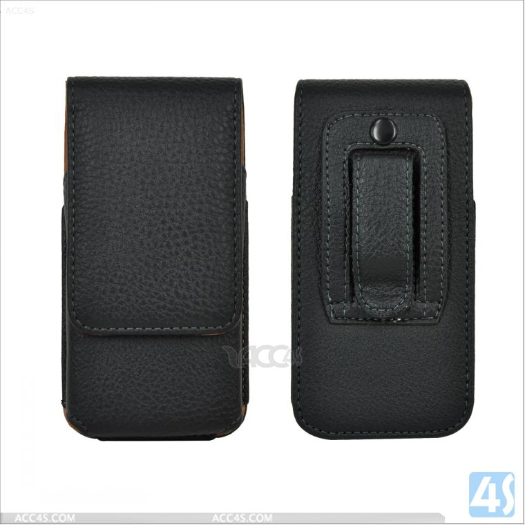 Litchi Grain Universal 4 inch Mobile Phone Leather Case P-UNI4CASE003