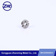 Custom small metal component , smoking pipe fitting , cnc electronic spare part