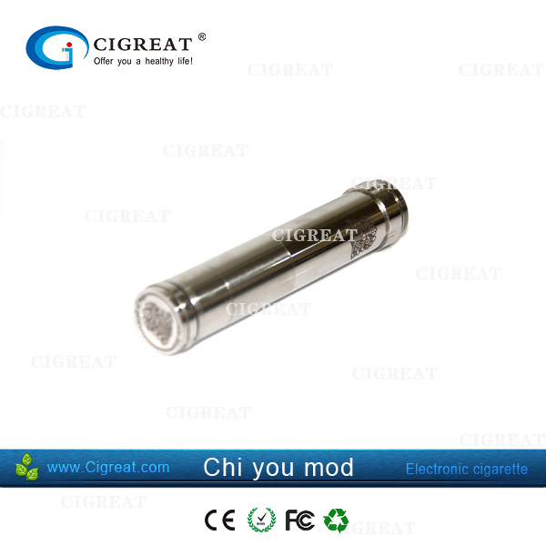 hot selling Pegasus Style Mechanical Mod Ecig Mechanical Pipe Mod chi you mod