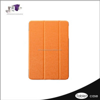 Shockproof colorful flip PU leather tablet case for ipad air 2