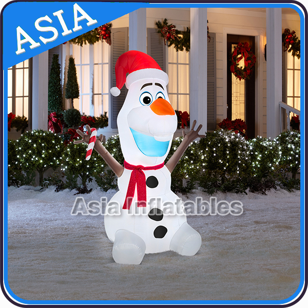 Low Price High Quality Top Level Happy Christmas Festival Inflatable Products