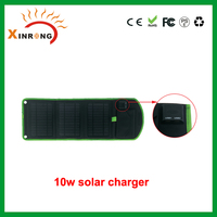 Multi-Function Portable Solar Panel Charger