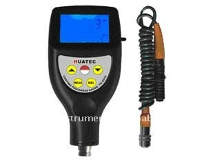4 digits big LCD display dry film Coating thickness gauge, electroplating thickness tester TG-8010