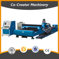 Overall steel pipe laser cutting off machine (BG)