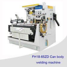 Automatic tin can body seam welder machine for Nippon paint can making line