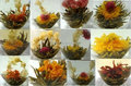 Free Sample 100% Hand-made Artistic Blooming Tea
