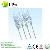 2015 new oval super bright 5mm led diode 1.8v-2.2v