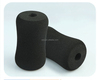 molded rubber foam handle for exercise