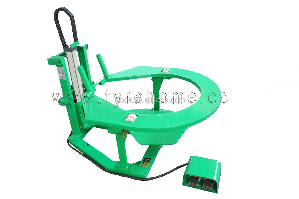 Rim Fitting/ tire retreading machine