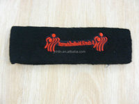 custom logo sport headband for promotion