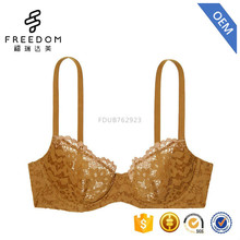 New design xxx school girls sexy full transparent soft lace 32 size bra in bra photos pictures