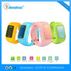 Customized logo silicone kids gps tracker band with SOS button