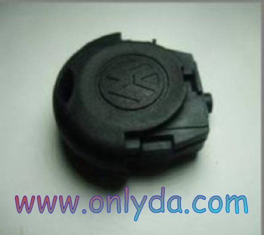 VW 2 button remote key part blank for gol car
