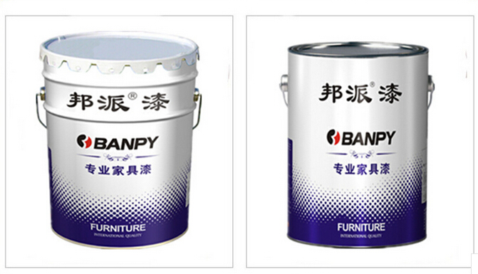 White pu top coat paint for wood