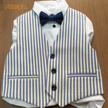 Toddler Baby Boy Formal Clothing Wear Children's Infant Clothings Fashion Set