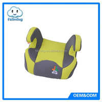 comfortable child booster portable for group 2+3 baby car seat