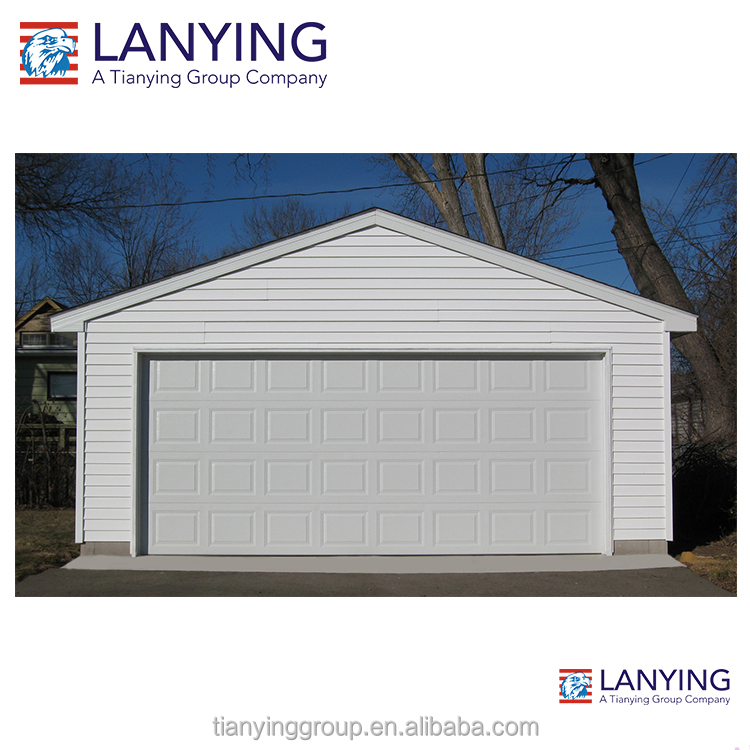 China Cheap Pre engineering Prefabricated Steel Building Garage
