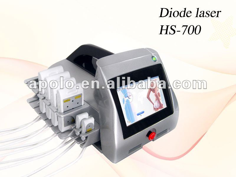 Chinese Apolo CE&ISO Approved beauty machine quick diode laser lapex fat reduction slimming machine