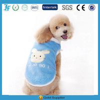 Pet Product 2015 Small Dog Warm and Soft Waistcoat