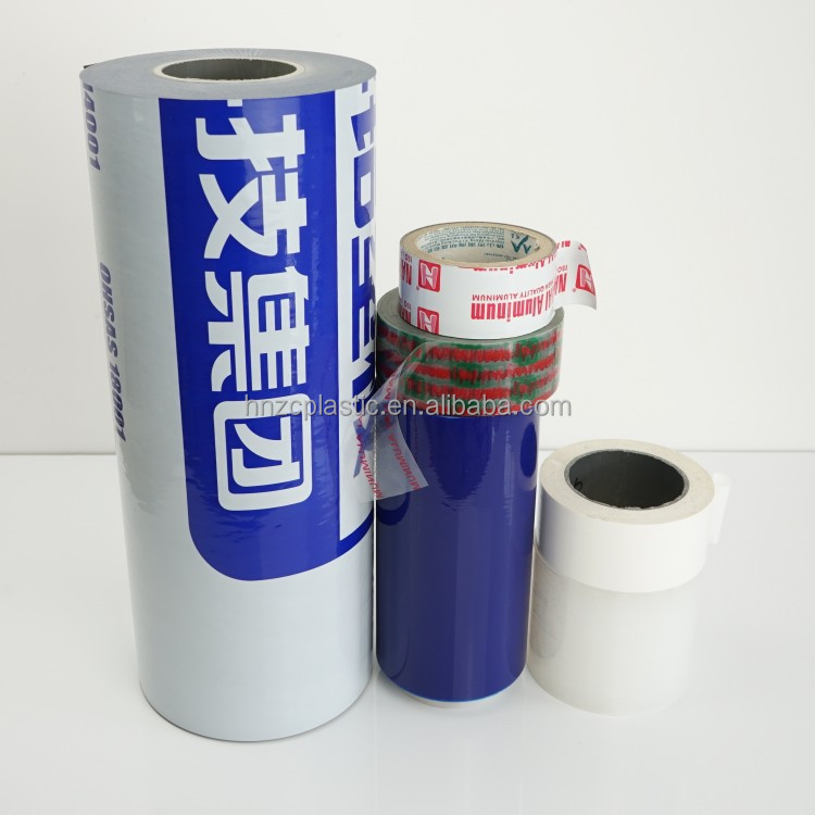 PE/plastic protection/protecitve film for windowsill and PVC profile