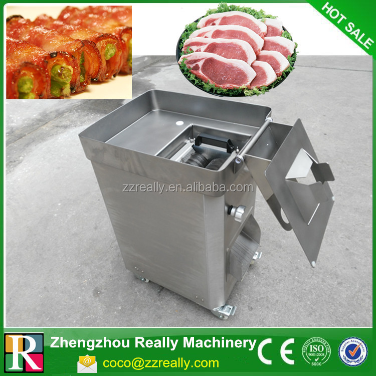 Beef/Pork Processing Machine|Hotpot/Meat/Mutton Processing Machine|Chilled Red Meat Slicing Machine price on sale