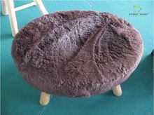 Modern Leather Poufs Home Stool & Ottoman Manufactures