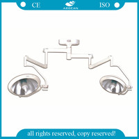 AG-LT006 CE ISO approved halogen bulb operating theatre light