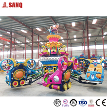 Theme park kids amusement rides Blue Planet Indoor or Outdoor Amusement Games for sale