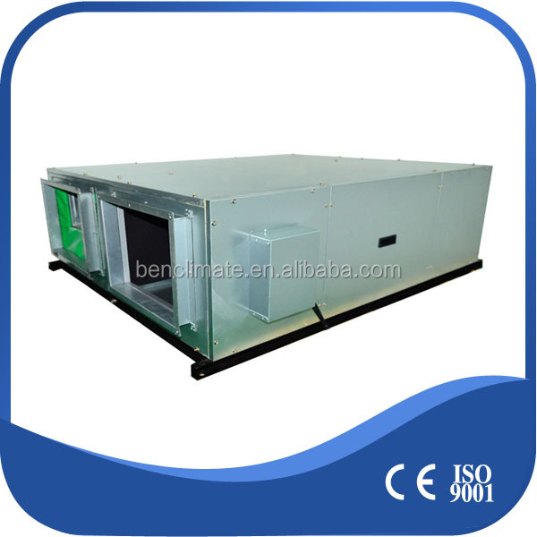 air conditioning system ERV/HRV with Intelligent LCD controller