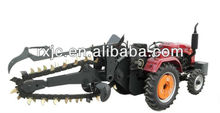 professional ditcher for tractor/powerful trench digger