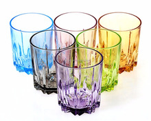 wholesale Diamond Cut Wine Glass Goblets
