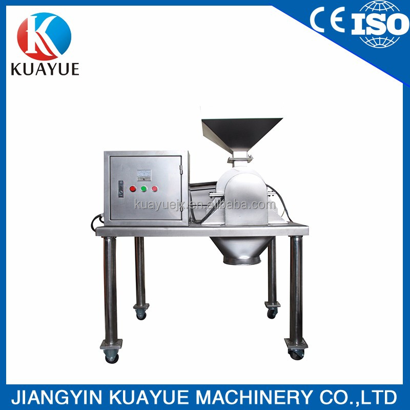 Spices fine powder pulverizer& grinding machine with auto dust collector