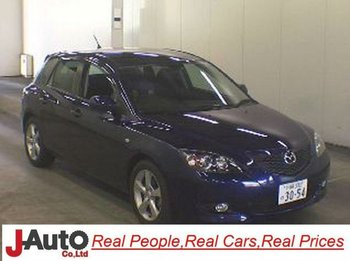 2005 Mazda Axela BKEP Japanese Used Car