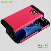 Super anti broken PC+TPU mobile phone case for SAMSUNG S7