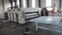 corrugated paperboard printing die-cutter machine/carton box making machine/corrugation carton machine