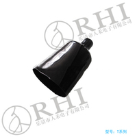 T14 alibaba China protective plastic caps /motorcycle engine parts