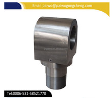 Alloy high endurance heavy duty CNC cement mixer parts