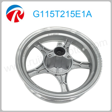 2.15-10 inch front alloy wheels for motorcycles