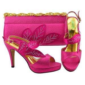 54d6d5fde2d Latest Women Shoe And Bag Set, Wholesale   Suppliers - Alibaba