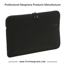 Waterproof 15 inch neoprene laptop sleeve with handle Wholesale