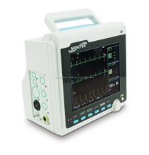 Patient Monitor, 5 parameter patient monitors, portable patient monitor