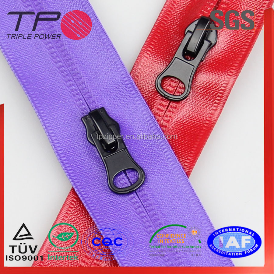 TP colorful TPU&PVC plastic film for waterproof zipper
